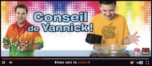 Conseil de Yannick – La danse des bonbons