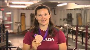 Une médaille d'argent quatre ans après la compétition !