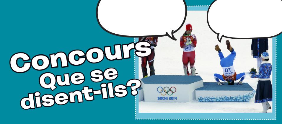 Concours Sport Débrouillards