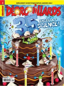Janvier 2017 – 35 ans de science !