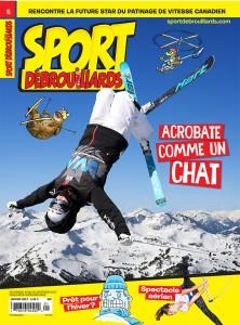 Sport Débrouillards janvier 2017 – Acrobate comme un chat