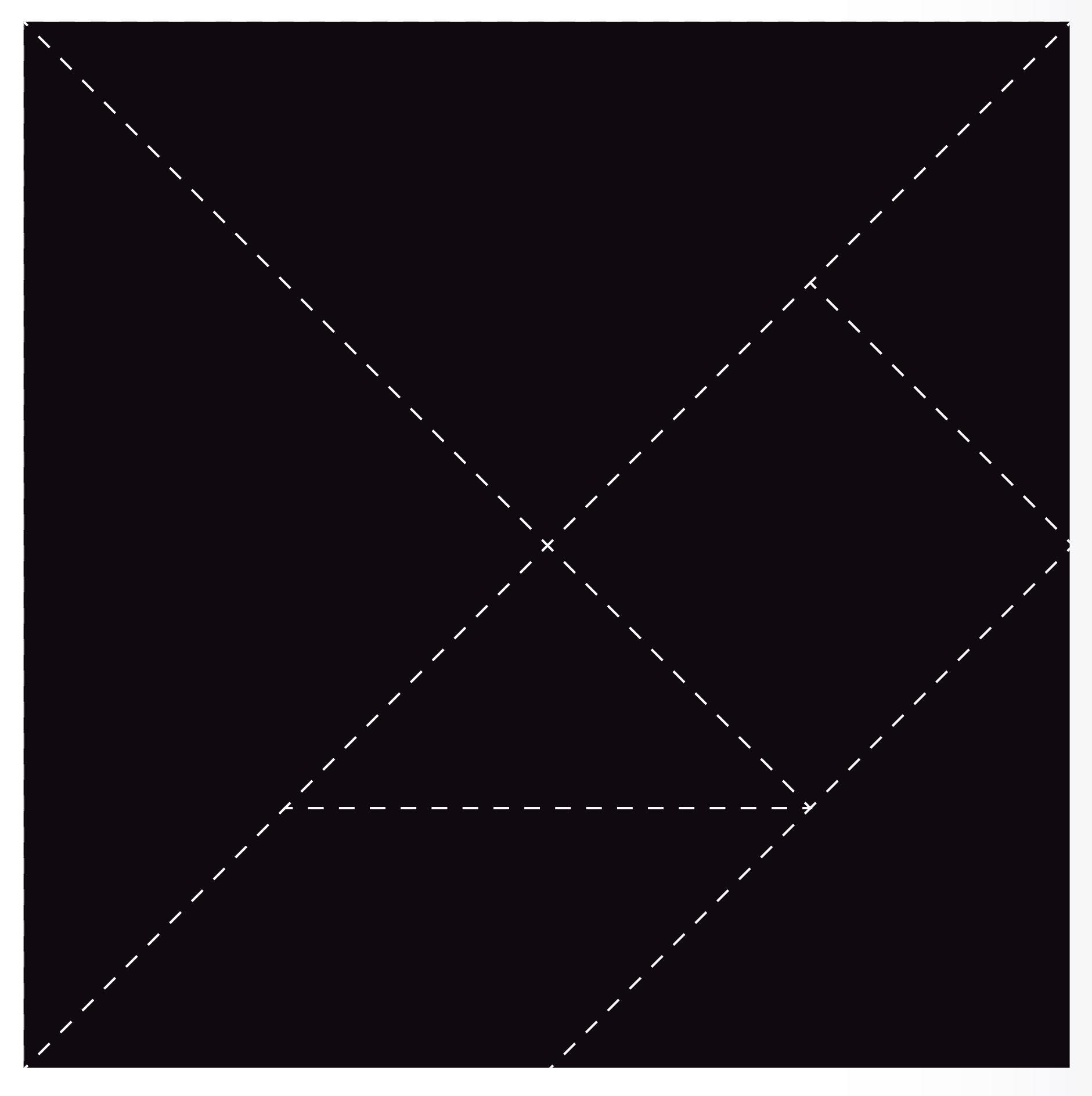 Imprime le modèle du jeu de tangram - Les Débrouillards