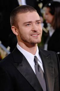 Justin Timberlake en «string art»!