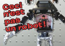 Ceci n'est pas un robot!