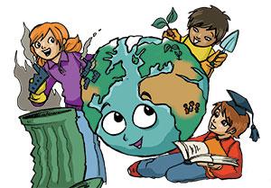 Comment changerais-tu le monde ?