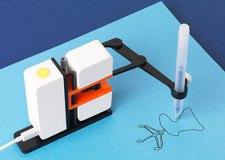 Line-us, le robot dessinateur