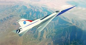 Le X-plane, un avion supersonique