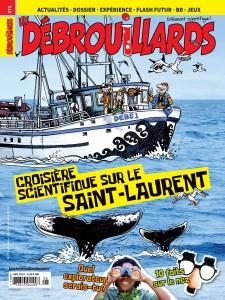 Juin 2017 – Croisière scientifique sur le Saint-Laurent