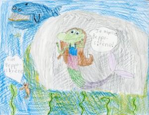 Laurence Julien, 9 ans, Gatineau