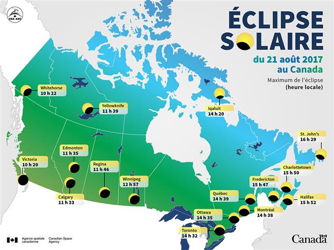 carte eclipse solaire