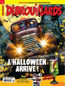 Octobre 2017 – L'Halloween arrive!