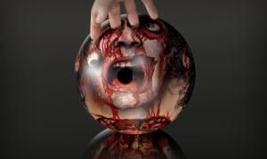 Boules de quilles zombies