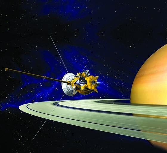 Adieu Cassini!