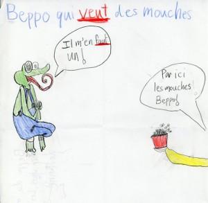 Anne, 9 ans, Montréal