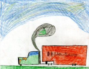 Joseph Ruf, 9 ans, Stanstead