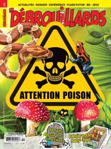 Novembre 2017 – Attention poison