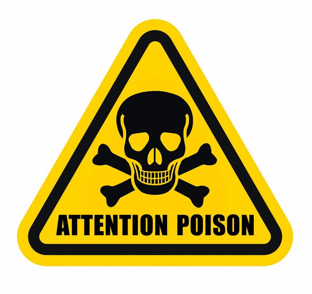 signe poison