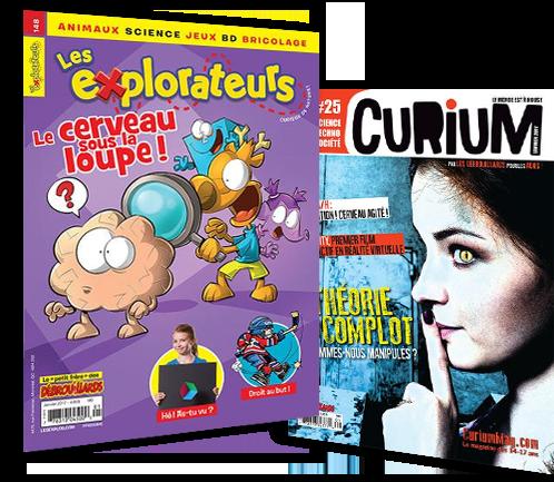 Nos autres magazines