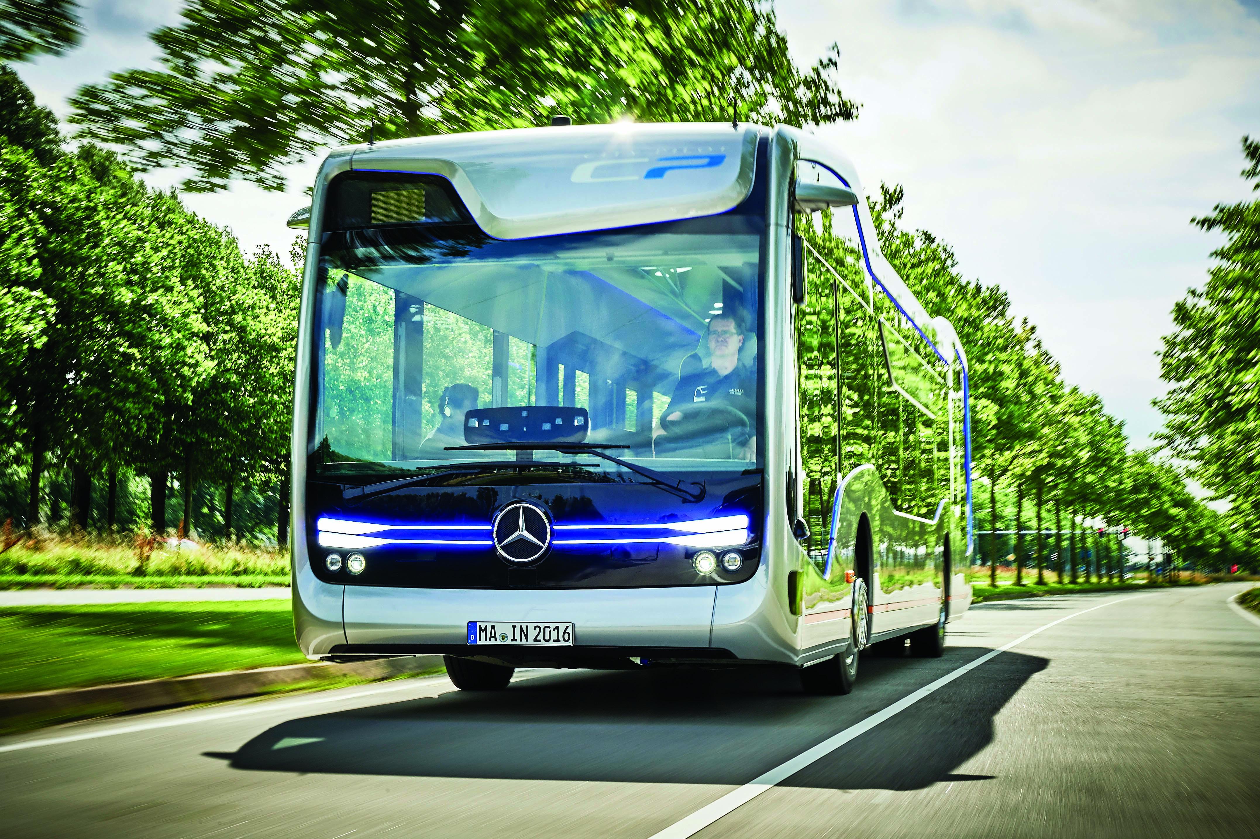 L'autobus du futur