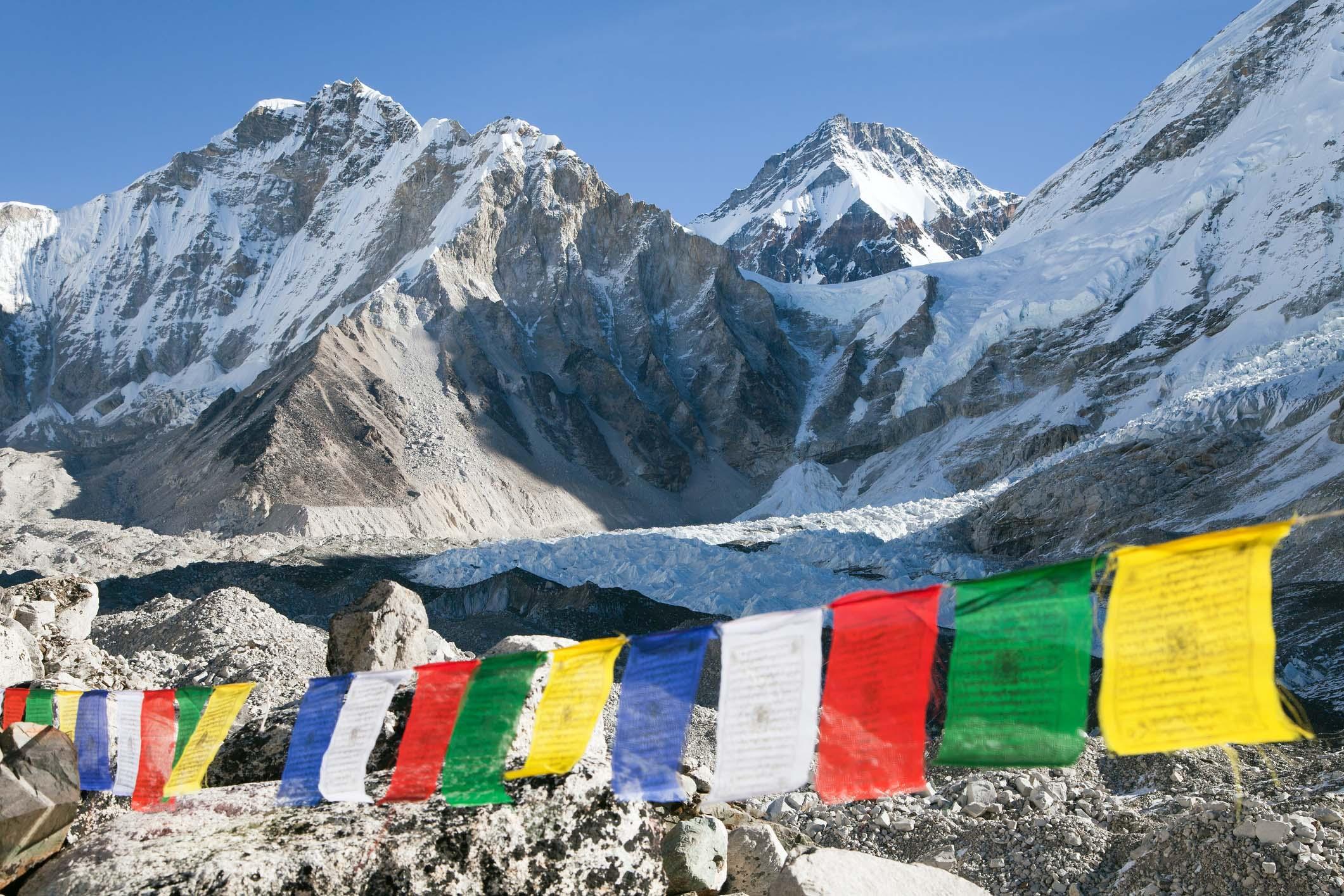Un record sur l'Everest