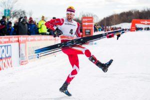 Alex Harvey : à fond les skis!