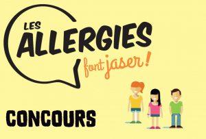 Les allergies font jaser !