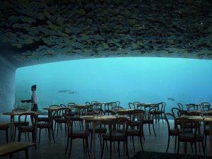 Flash futur : Resto sous l'eau