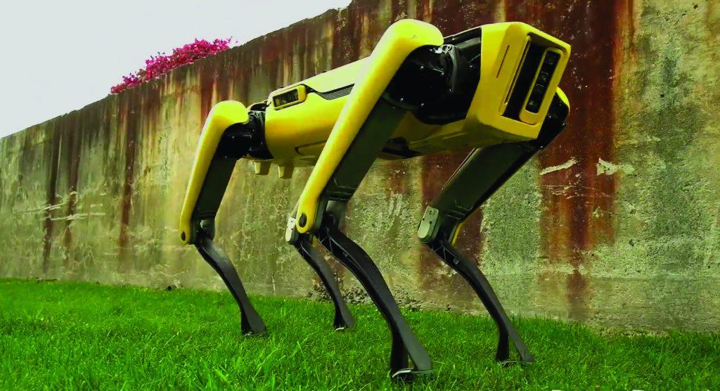 SpotMini, le robot-chien