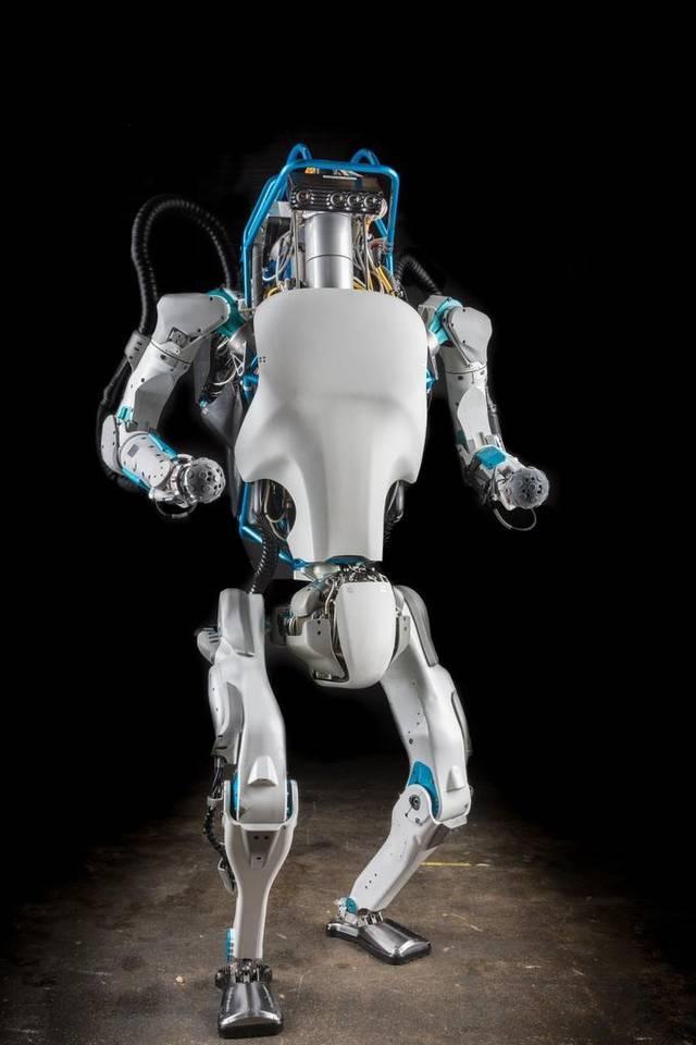 Atlas, le robot gymnaste