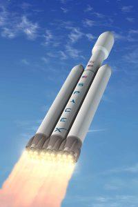 Falcon Heavy à la conquête de Mars