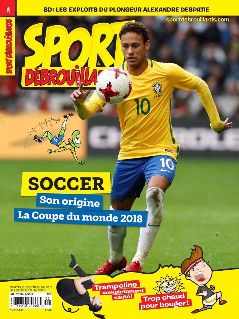 Sport Débrouillards – Mai 2018 – Soccer