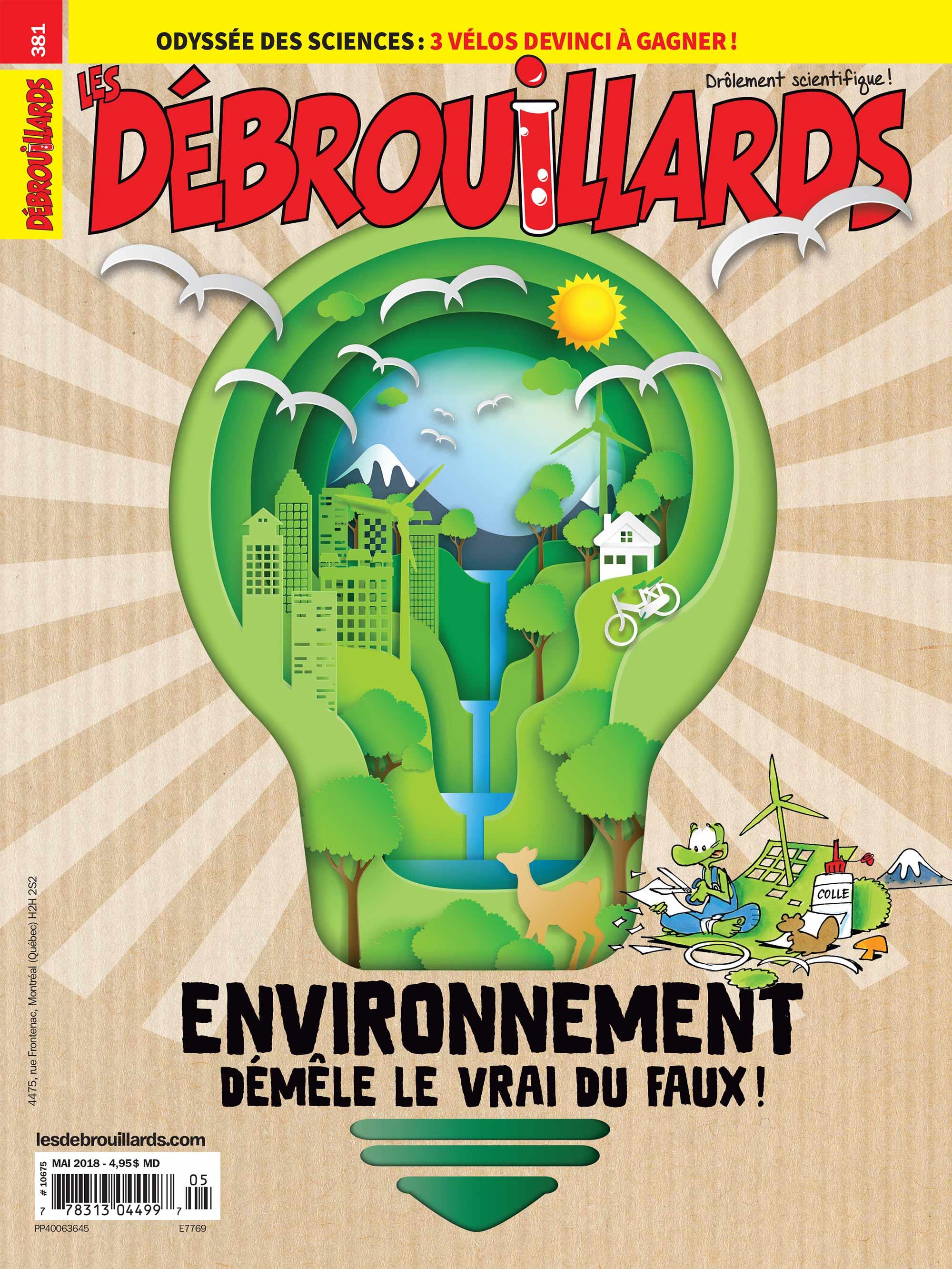 Mai 2018 – Environnement, le vrai et le faux