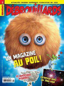 Juin 2018 – Un magazine au poil!
