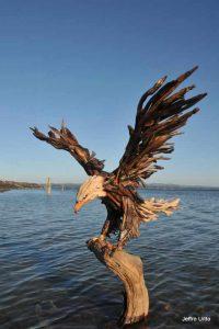 Des sculptures de bois à couper le souffle!