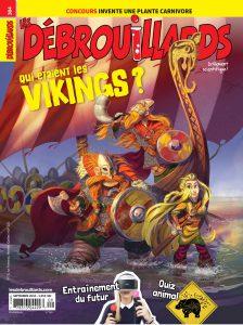 Septembre 2018 – Qui étaient les vikings ?
