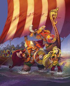 Des vikings chez nous !