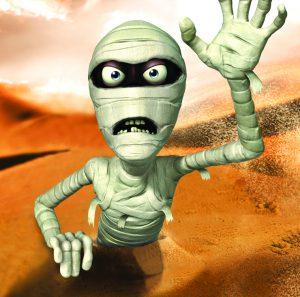 5 faits surprenants sur les momies