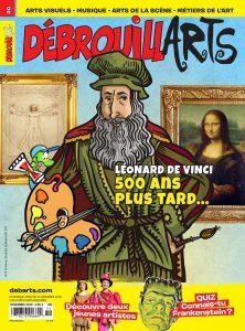 Débrouillarts – novembre 2018 – Léonard de Vinci