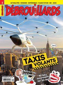 Novembre 2018 – Taxis volants
