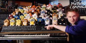 Vidéo : l'orgue Furby et sa chorale de peluches
