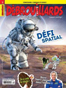 Décembre 2018- Défi spatial