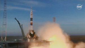 Lancement réussi pour l'astronaute David Saint-Jacques