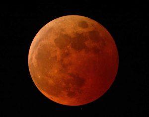 Ne manquez pas l'éclipse lunaire !