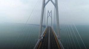 Le plus long pont du monde !