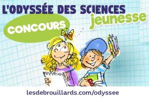 Les gagnants de l'Odyssée des sciences jeunesse