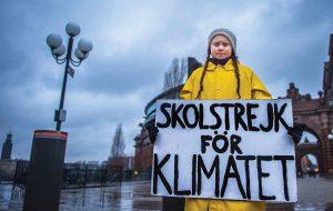 Greta Thunberg : faire la grève scolaire pour le climat