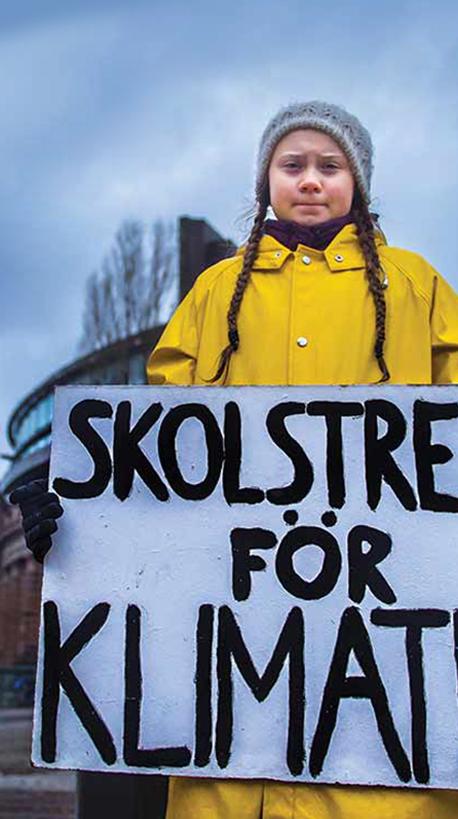 Faire la grève pour le climat
