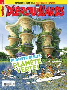 Avril 2019 – Planète bleue, planète verte !