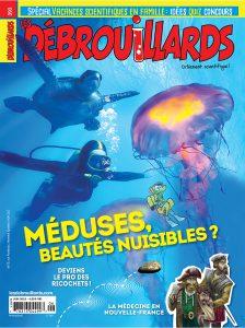Juin 2019 – Méduses, beautés nuisibles ?