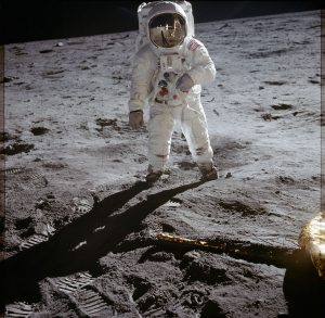 Il y a 50 ans, l'homme marchait sur la Lune !
